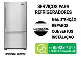 assistencia bottom freezer
