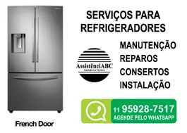 assistencia french door